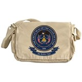 Utah Seal Messenger Bag