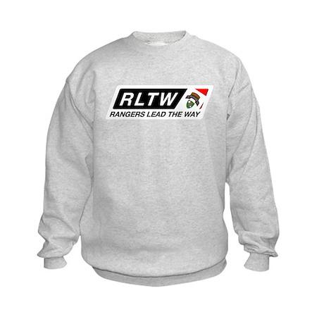 Rangers Lead The Way Kids Sweatshirt