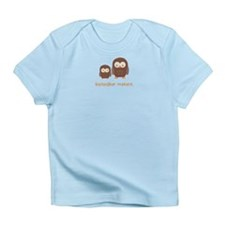 Owl Infant T-Shirt