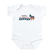 Dietitian for Obama Infant Bodysuit