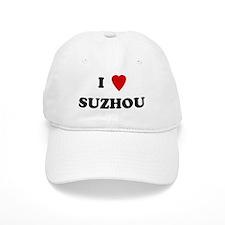 I Love Suzhou Baseball Cap