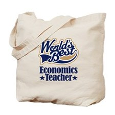 Economics Teacher Gift Tote Bag