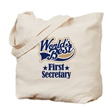 First Secretary Gift Tote Bag