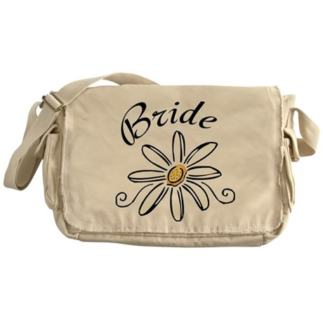 Bride Messenger Bag