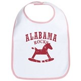 Alabama Rocks Bib