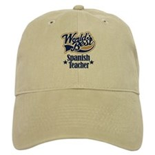 Spanish Teacher Gift Baseball Cap