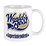 Superintendent Gift Mug
