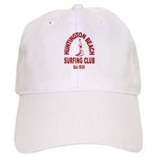 Huntington Beach Surfing Club Baseball Cap