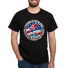 Freedom Is Never Free: Korea T-Shirt