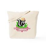 Little Stinker Krystal Tote Bag