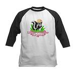 Little Stinker Krystal Kids Baseball Jersey