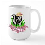 Little Stinker Krystal Large Mug