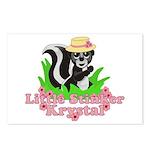 Little Stinker Krystal Postcards (Package of 8)