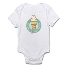 Ice Cream Taste Tester Infant Bodysuit