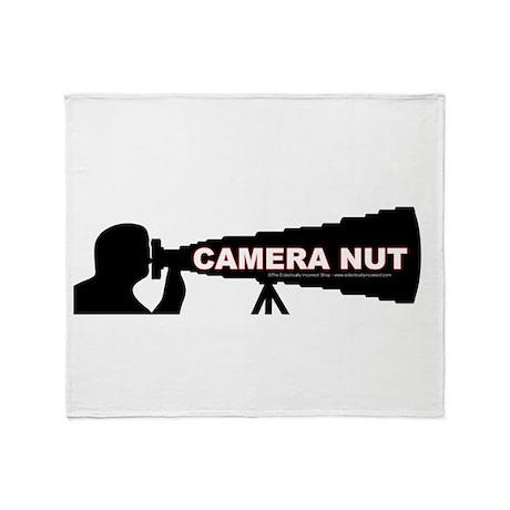 Million dollar lens Throw Blanket