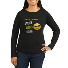 Middle School Teacher's T-Shirt