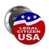 Legal Citizen USA 2.25&quot; Button (10 pack)
