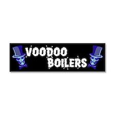Voodoo Boilers Car Magnet 10 x 3