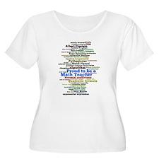 Math Teacher's T-Shirt