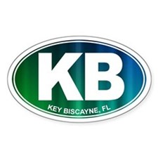 Key Biscayne - Decal