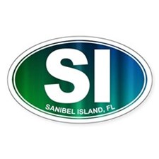 Sanibel Island, FL - Decal