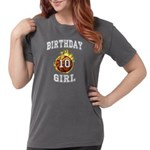 Thieves Guilde Organic Women's Fitted T-Shirt