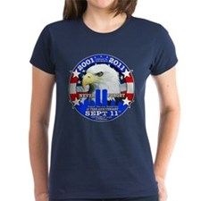 9-11 Sept 11 10th Anniversary Tee