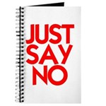 JUST SAY NO™ Journal