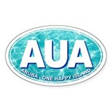 ARUBA - Decal