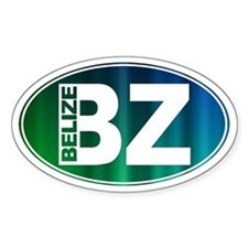 BELIZE - Decal