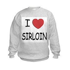 I heart sirloin Sweatshirt