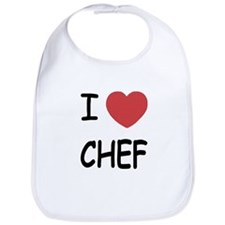 I heart chef Bib