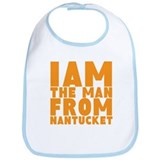 Nantucket Man Bib