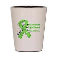 Non-Hodgkin's Lymphoma Shot Glass