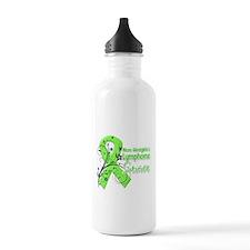 Non-Hodgkins Survivor Water Bottle