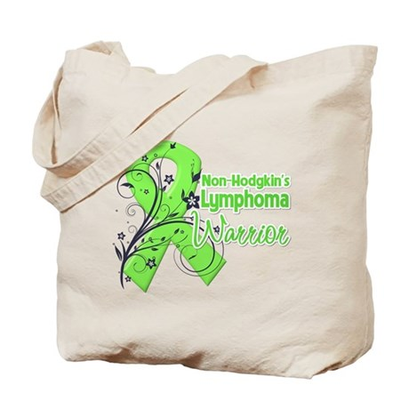 Non-Hodgkins Warrior Tote Bag