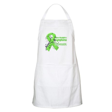 Non-Hodgkins Warrior Apron