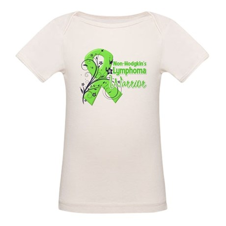 Non-Hodgkins Warrior Organic Baby T-Shirt
