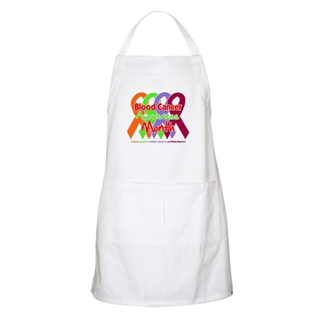 Blood Cancer Month Apron