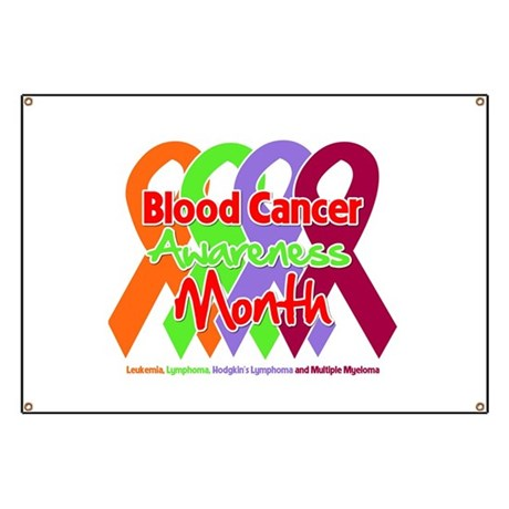Blood Cancer Month Banner