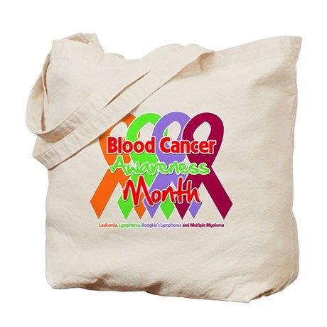 Blood Cancer Month Tote Bag
