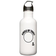 Circle of trust Sports Water Bottle