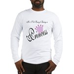 Party Princess Long Sleeve T-Shirt