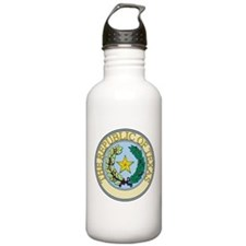 Republic of Texas Seal Water Bottle
