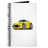 s2000 Yellow Car Journal