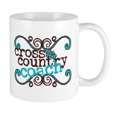 Cross Country Coach Small Mugs