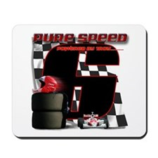 Pure Speed 'Troy' Mousepad
