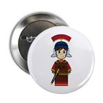 "Cute Roman Soldier 2.25"" Button (10 Pk)"