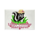 Little Stinker Margaret Rectangle Magnet (100 pack