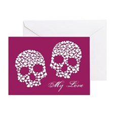 Love to the Bone Greeting Card